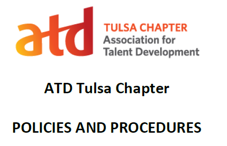 ATD Tulsa Policies & Procedures